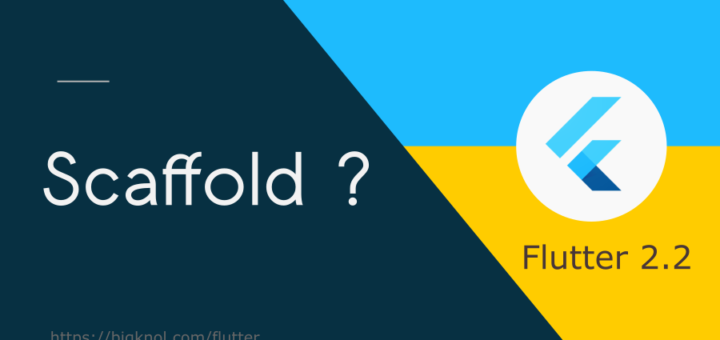 What is Scaffold ?