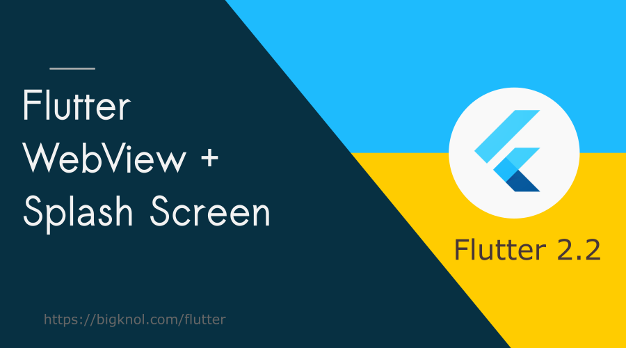 Your Website to Flutter WebView App